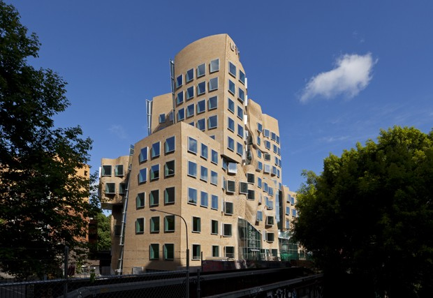 Look past its facade new uts business school designed by gehry from