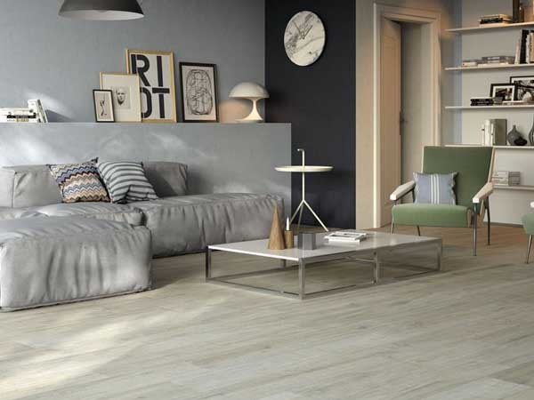 RAK Ceramics' wood-effect porcelain tiles