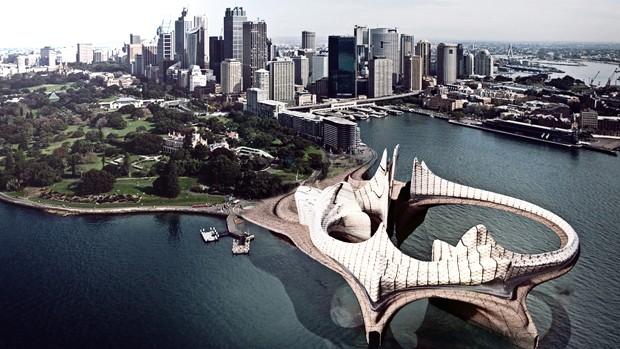 Alternative Sydney Opera House Designs