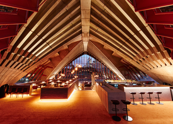 19 australian projects shortlisted for 2016 restaurant for Australian cuisine restaurants sydney