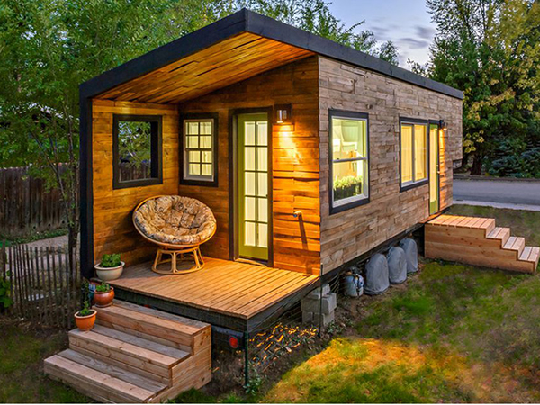 Some big reasons to choose tiny houses