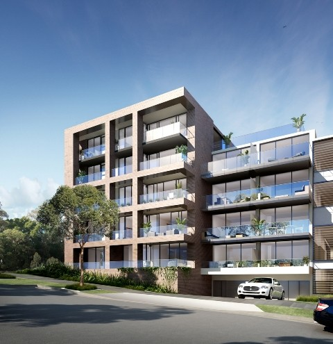 Big design plans for little bay revealed bates smart and for 4 apartment building plans