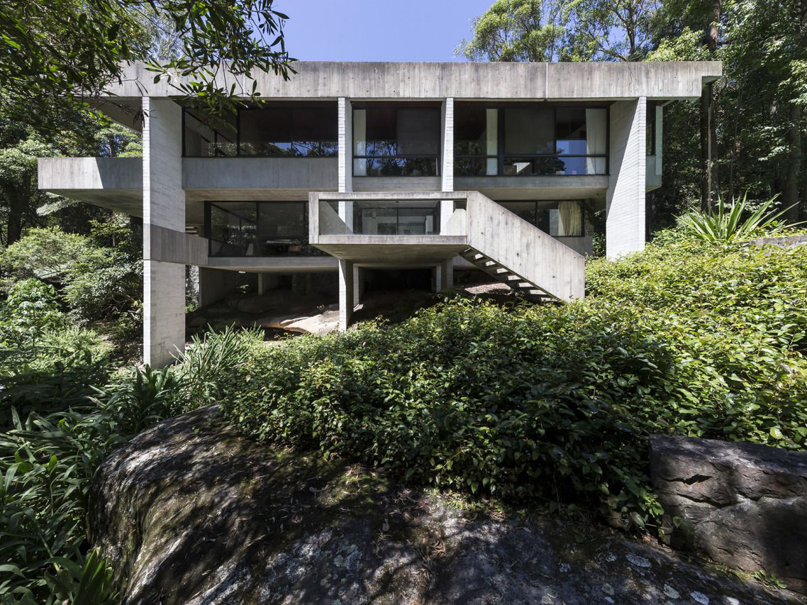 Image of: The Best Of Australian Mid Century Modern Architecture Architecture Design