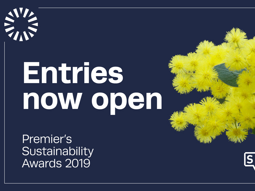 Victorian Premier's Sustainability Awards