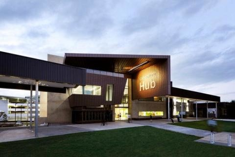 Caboolture Hub Wins Top Queensland Architecture Award For