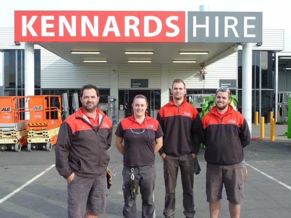 Kennards Hire Albany