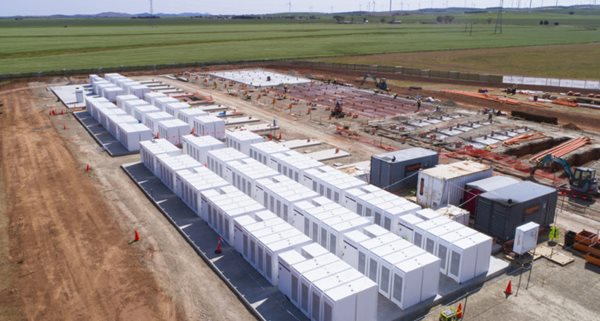ARENA CEO Darren Miller said large-scale batteries would play a key role in ensuring reliable supply and power system security, as Australia transitions to renewable energy.