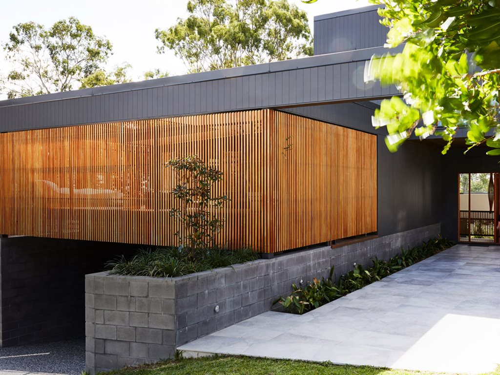 Spatial complexity creates peace and harmony in a family home
