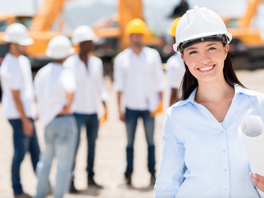 The new Master Builders Advancing Women in Building and Construction initiative which is currently being rolled out throughout Tasmania has been designed to support women working in building and construction, and those who are looking to build a career in the industry.  Image: Bachly Construction