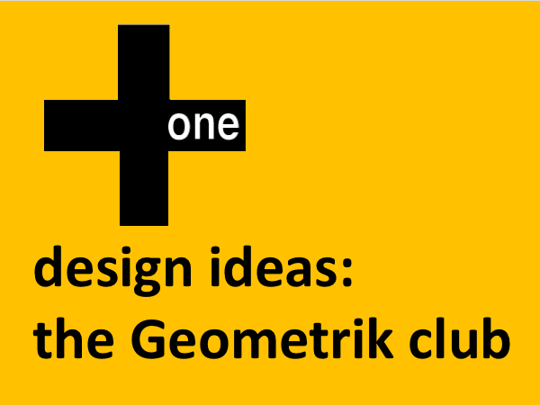 The Geometrik golf club