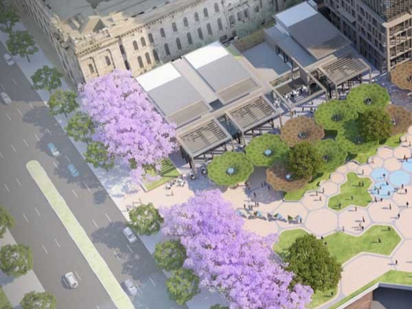 Arm Reveals New Design Plans For Adelaide Festival Plaza