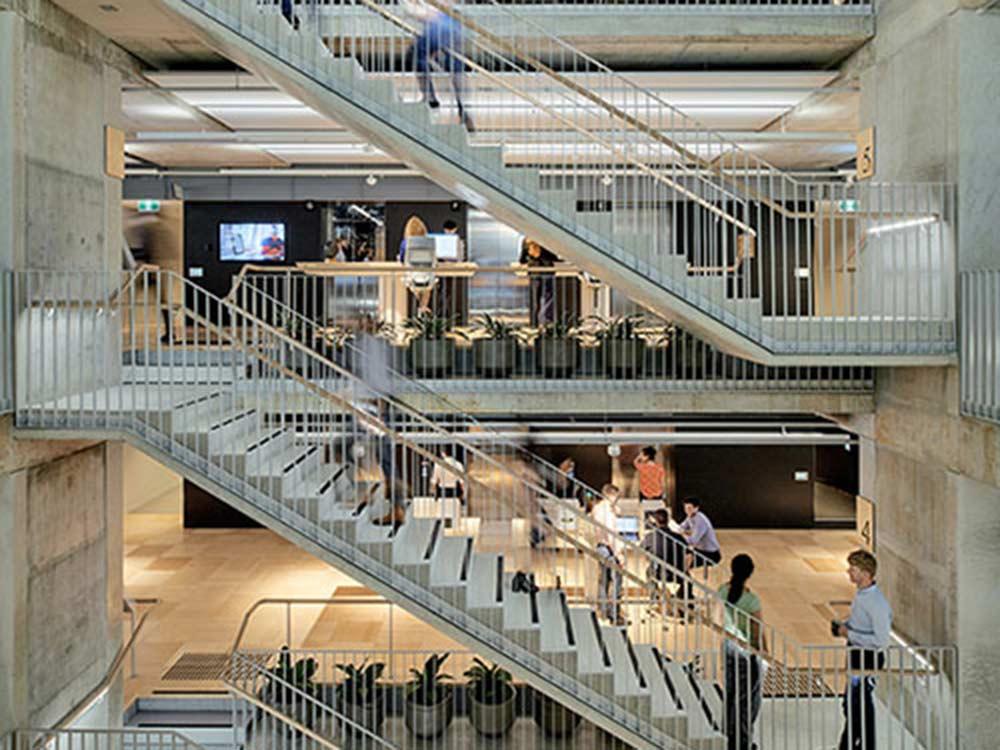 Arup S Sydney Hq Biophilic Principles Architecture Amp Design
