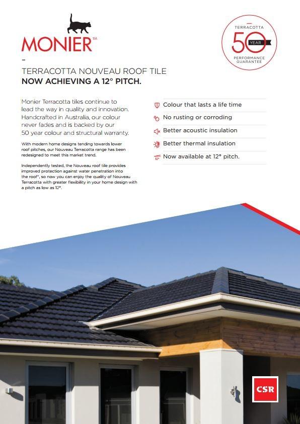 Monier Roofing Architecture Amp Design