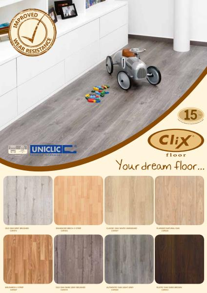 Premium Floors clix brochure