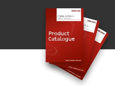 Stiebel Eltron product catalogue