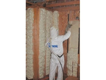 Icynene Soft Spray Foam Insulation System Available From