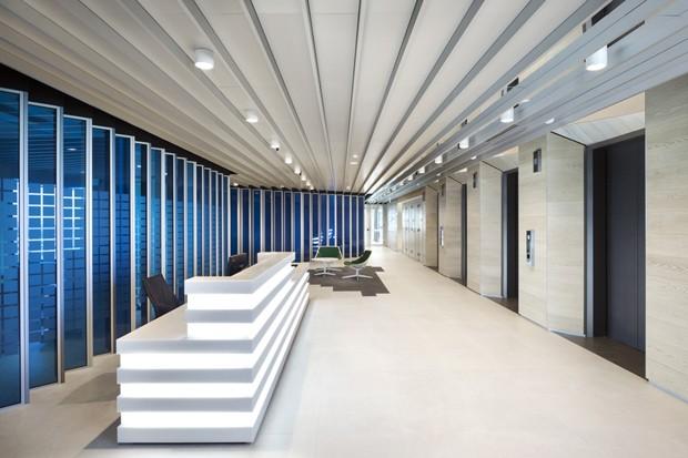 Australia Post StarTrack House Sydney Carr Design Group