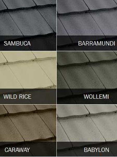 Monier Roof Tile Colour Chart Pflag