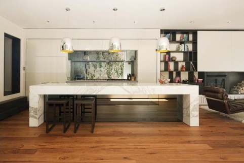 BEST RESIDENTIAL INTERIOR AWARD Mary Residence VIC Matt Gibson Architecture Design Pictured Below