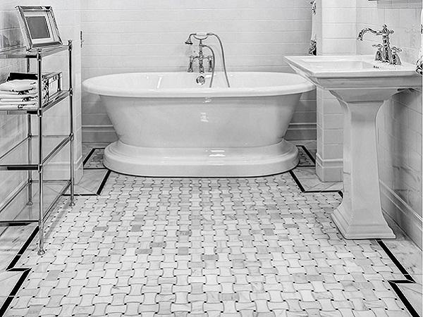 Bathroom Floor Tiles 6 Best Options For Your New Architecture Design