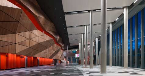 Melbourne Convention Centre Wins National Environmental