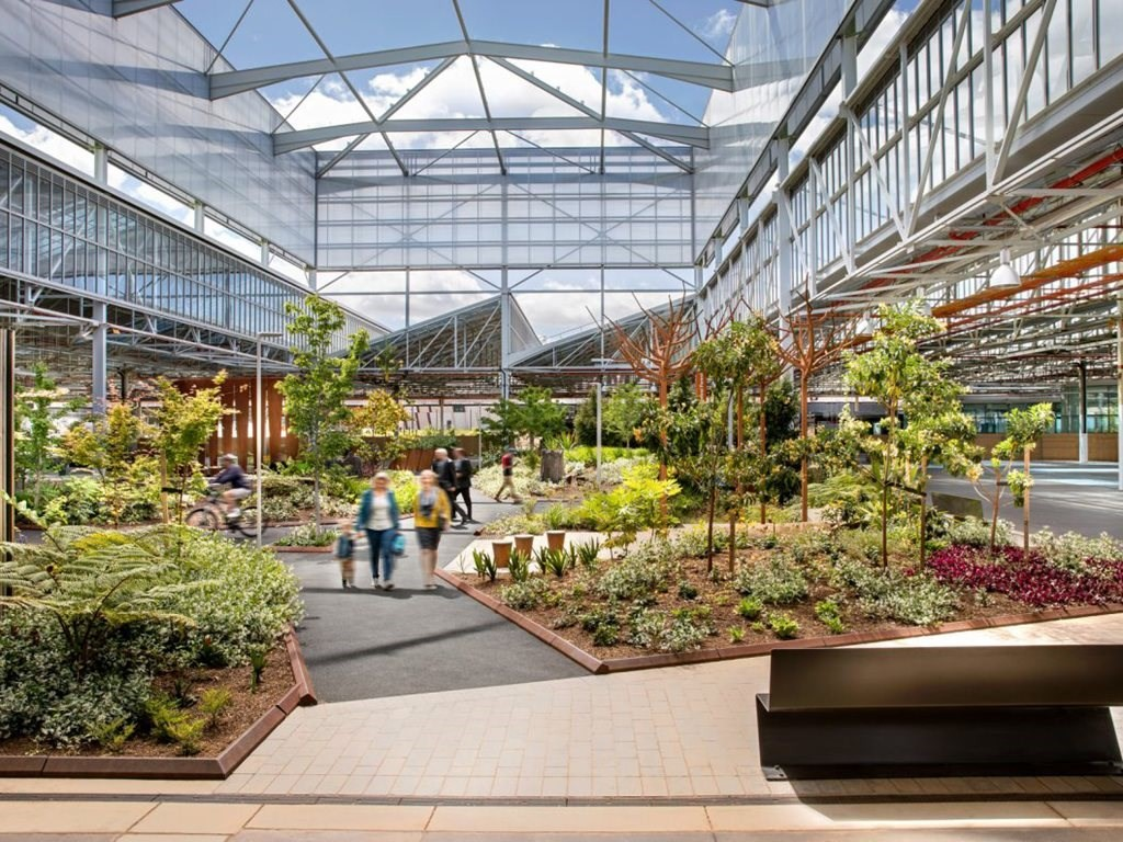 At the 2017 Good Design Awards, Tonsley Innovation District Urban Design & Public Spaces by Woods Bagot, Tridente Architects and Oxigen received the Award for Sustainability and was named overall winner of the architectural design category. Image: Good Design Australia