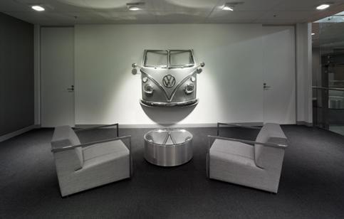 Vw S Australia Head Office Fitout Completed By Davenport