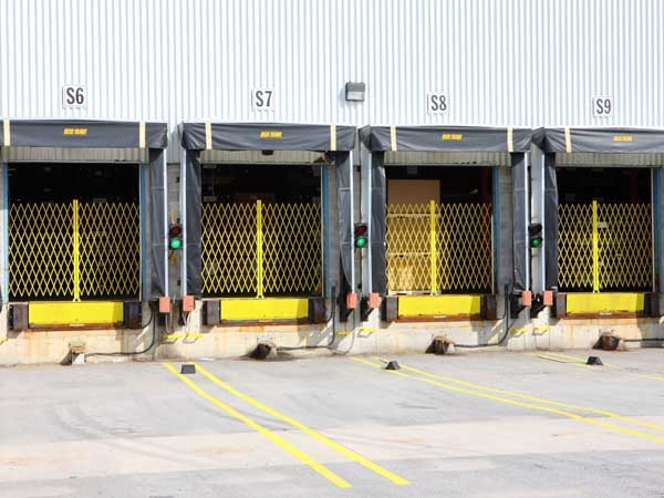 ATDC's smart loading dock gates