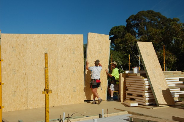 Wall Structural Insulated Panels : Don t stop the boats six imports we need architecture