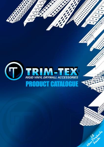 Trim-Tex Product Catalogue