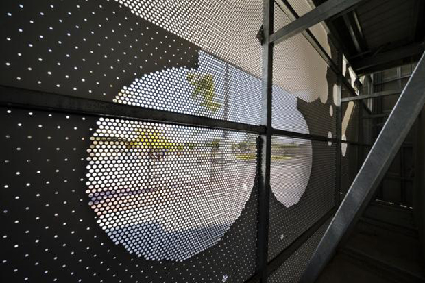 Perforated Metal Architectural Fa 231 Ade At Melbourne