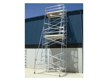Aluminium Mobile Towers Trestles And Planks From Western Scaffold Architecture Design