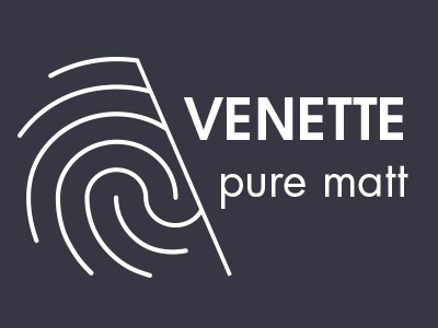 VENETTE: The newest innovation in anti-fingerprint