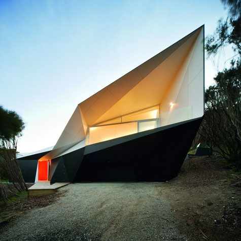 World 39 s best buildings revealed architecture and design for Best house design of the year