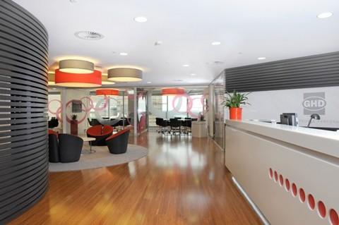 Awe Inspiring Ghd Gains Green Stars For Sydney And Newcastle Offices Architecture Amp Design Door Handles Collection Olytizonderlifede