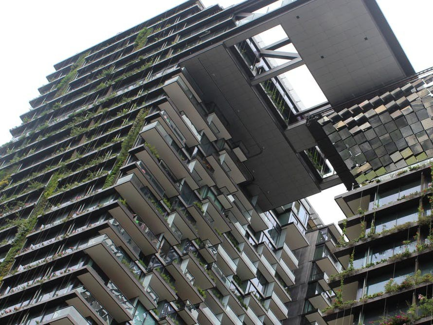 What does a green star rating – One Central Park apartments in Sydney received five stars, for instance – actually mean? Image: AAP