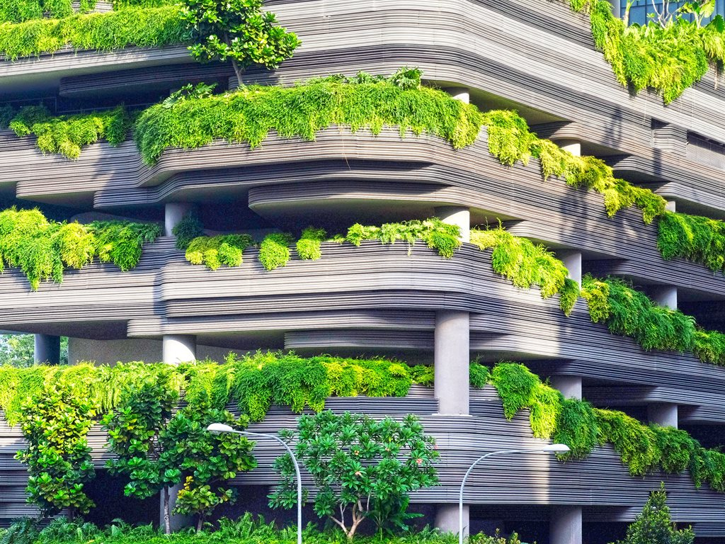 The benefits of green roofs were recognised by Infrastructure Australia recently, in a report recommending the Australian government maintain and enhance green infrastructure through a combination of taxation, planning incentives and policy and regulatory reforms. Image: Unsplash