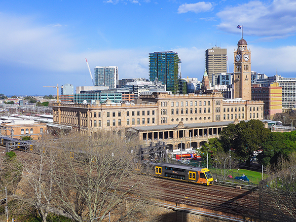 Sydney Central precinct multi-firm redesign set to be bigger than Barangaroo