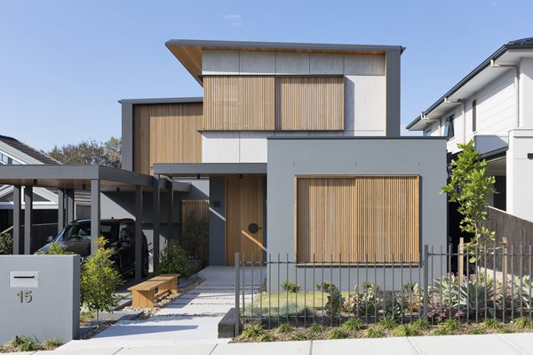 Sustainability And Passive Design In A Family Home On A