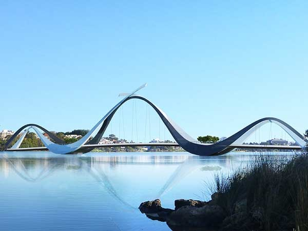 Swan River Pedestrian Bridge