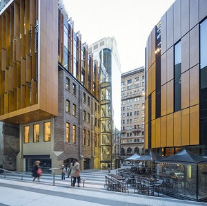 Fjmt And Ian Moore Architects Triumphant At World