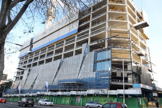 University Of Technology Sydney S City Campus Hits High