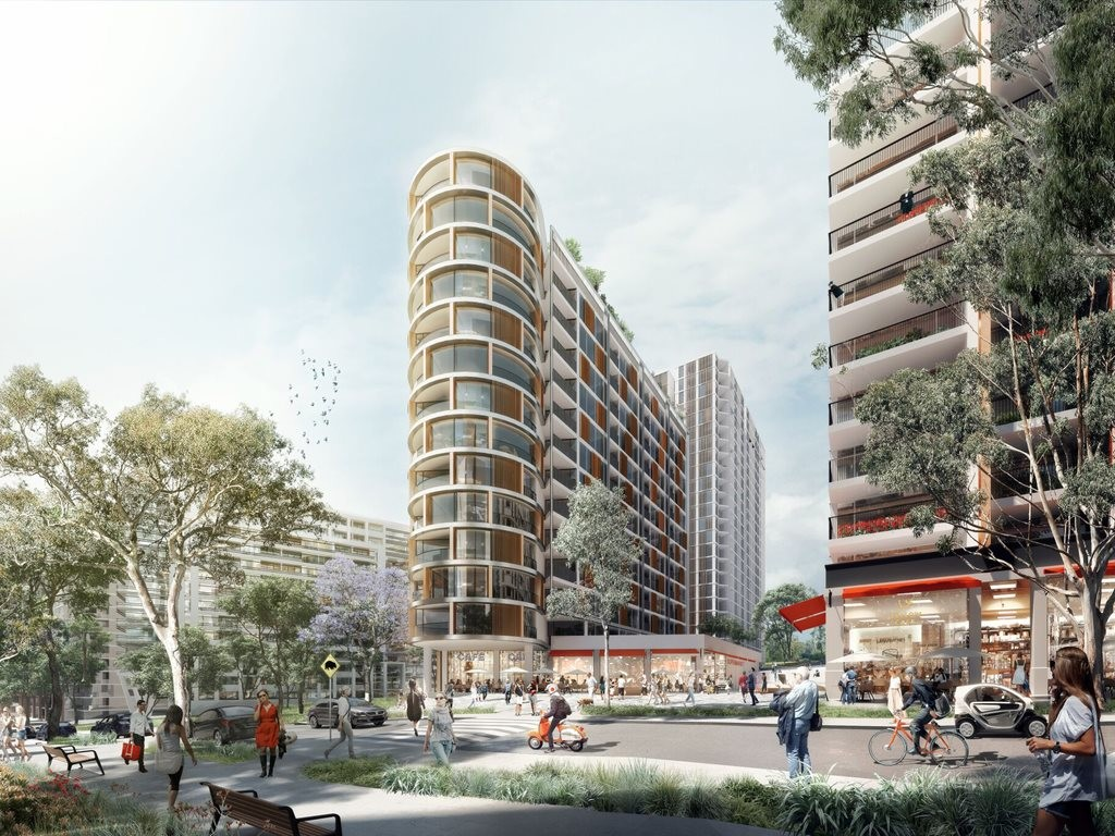 The Aspire consortium, comprising Mission Australia Housing, developers Frasers Property Australia and Citta Property Group is looking to transform the 8.2-hectare Ivanhoe estate in Sydney's Macquarie Park into a vibrant, integrated and mixed tenure neighbourhood. Image: Supplied