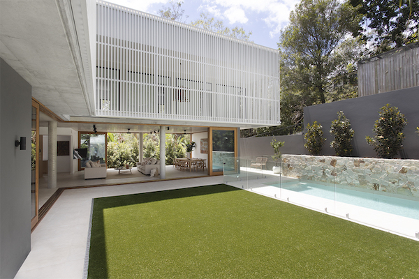 Brisbane's Amaroo reimagines the Aussie backyard through a Queensland lense
