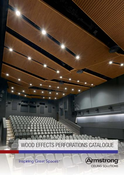Wood Effects Perforations catalogue