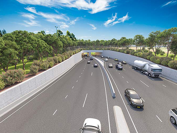 Sydney's M6 Motorway wins government approval
