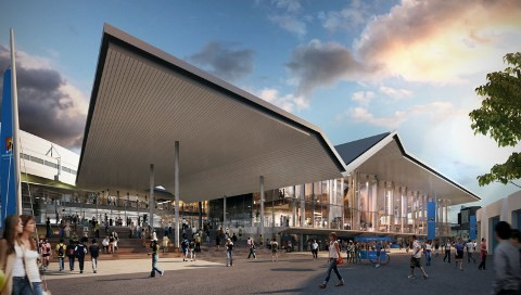 New Design Unveiled For Melbourne Park A World First