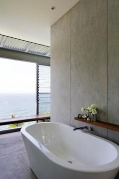 Barestone Used In South Coast Home Architecture And Design