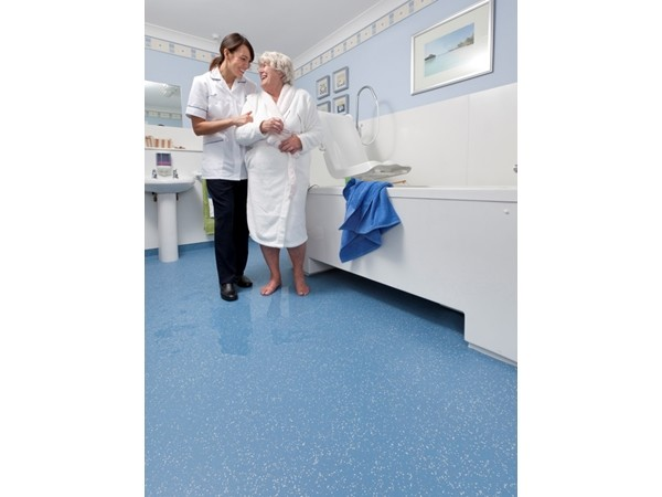 Five Slip Resistant Flooring Products Design Solutions To