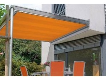 Award Winning Markilux Folding Arm Awnings With Durability For Sun